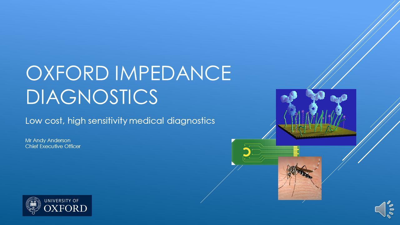 Oxford Impedance Diagnostics