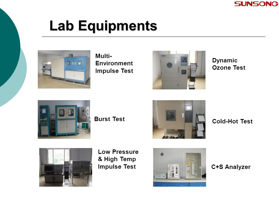 Lab Equipments Multi-Environment Impulse Test Dynamic Ozone Test