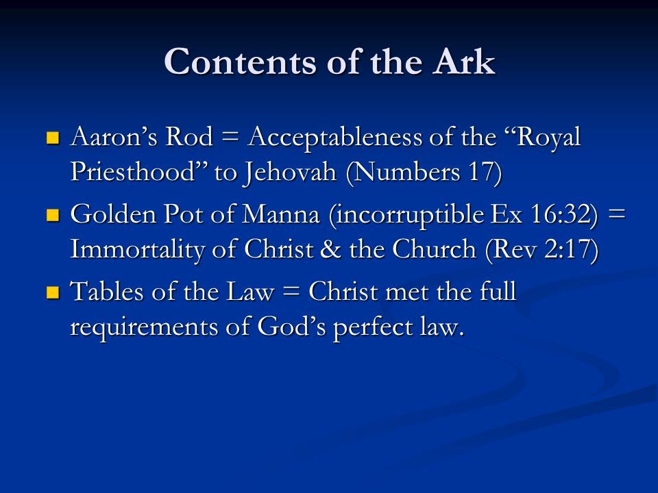 Christ And The Tabernacle Ppt Video Online Download