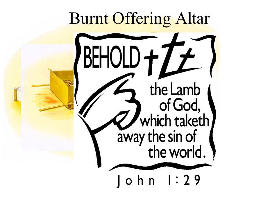 Burnt Offering Altar