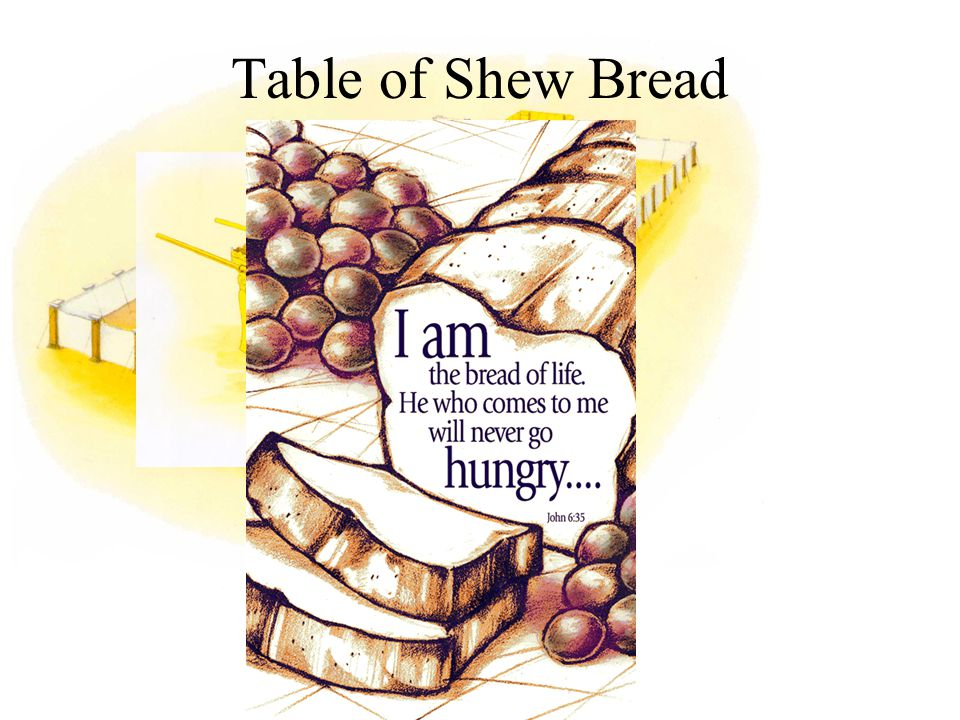 Table of Shew Bread