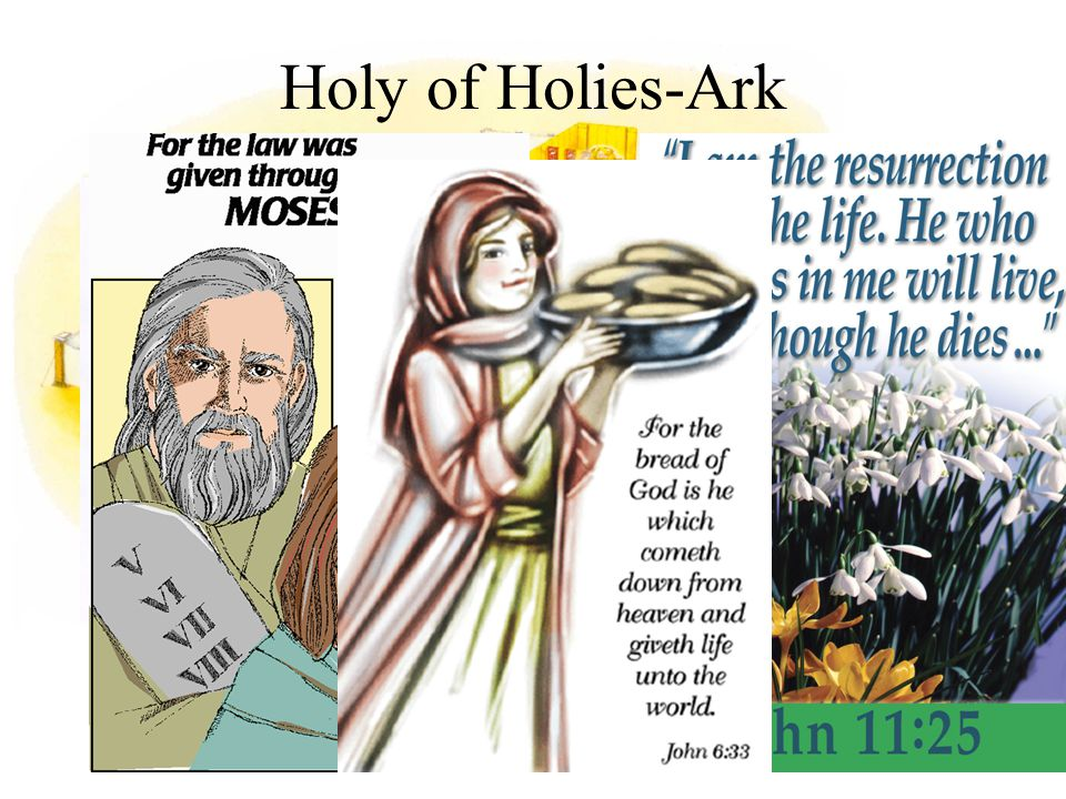 Holy of Holies-Ark