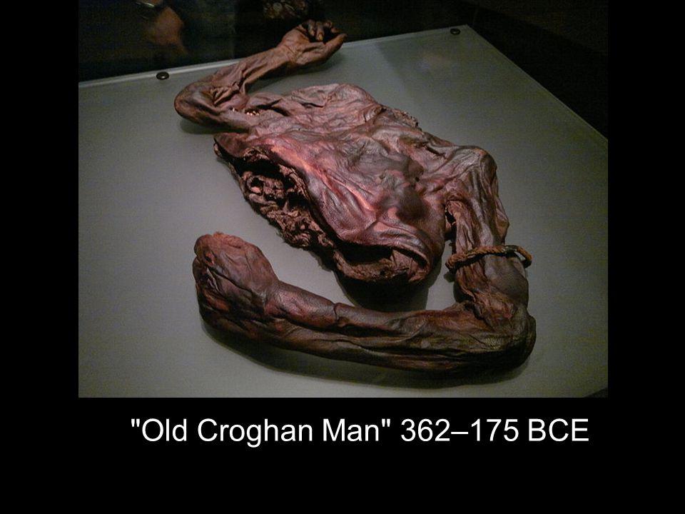 Old Croghan Man 362–175 BCE