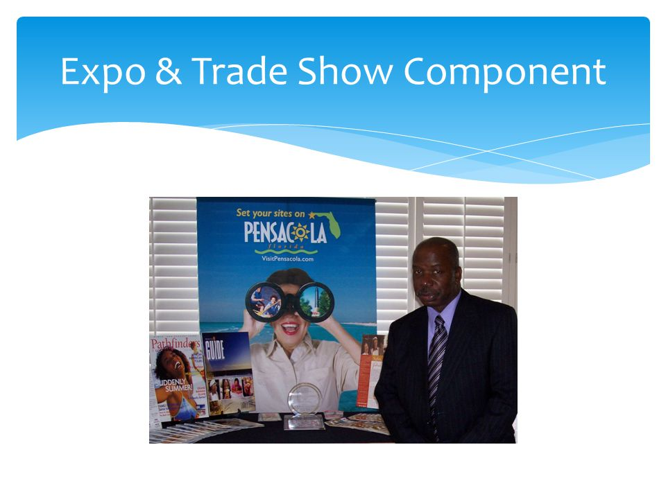 Expo & Trade Show Component