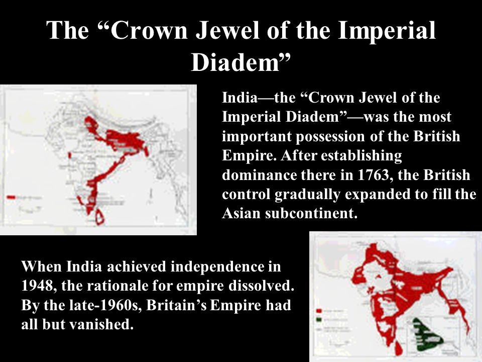 The Crown Jewel of the Imperial Diadem