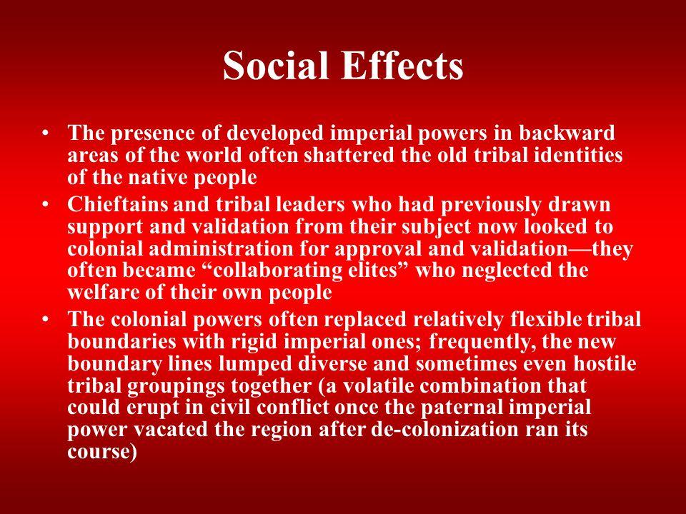 Social Effects