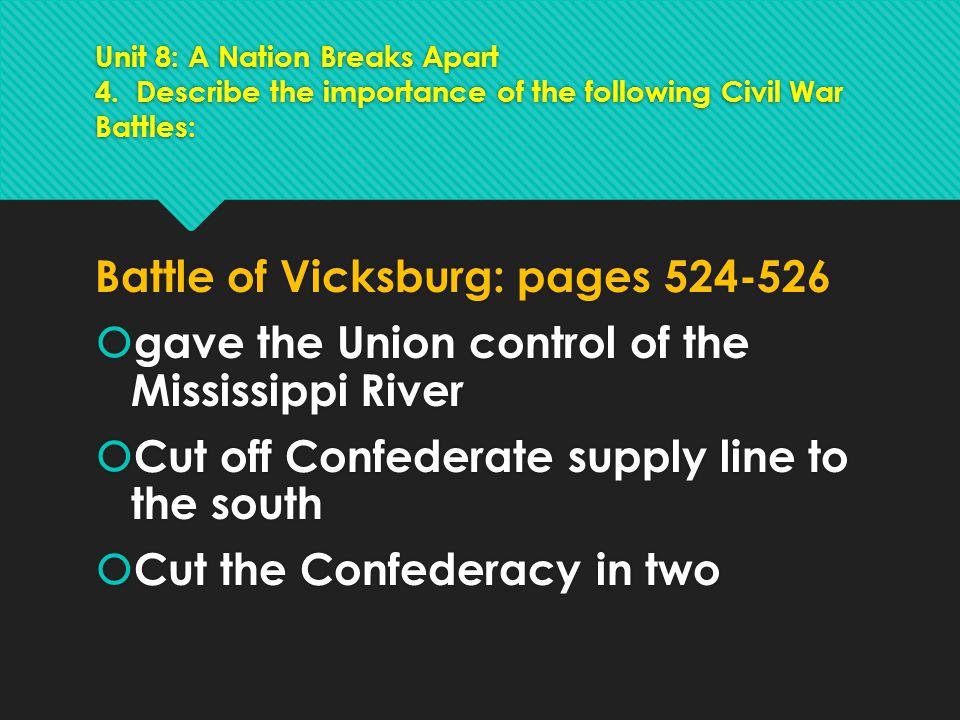 Battle of Vicksburg: pages 524-526