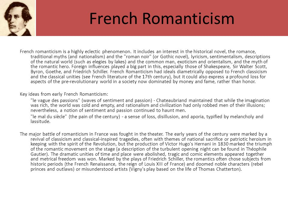 French Romanticism
