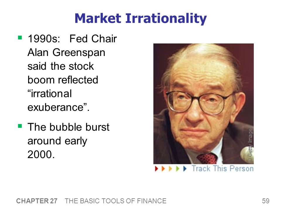 Do you believe in Market Irrationality or Market Rationality