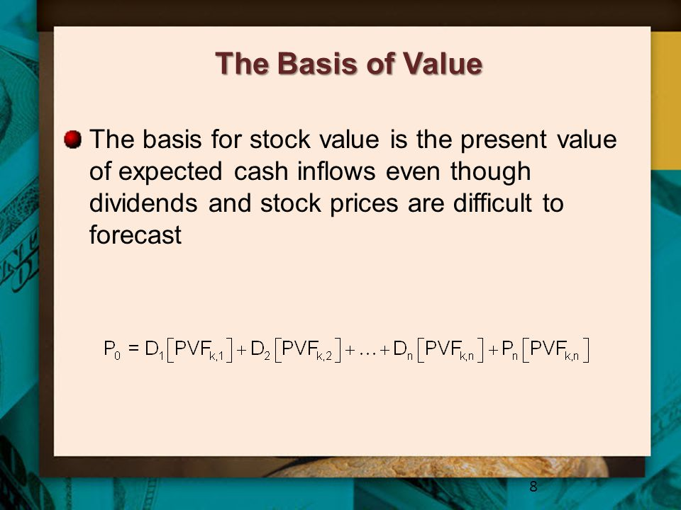 The Basis of Value
