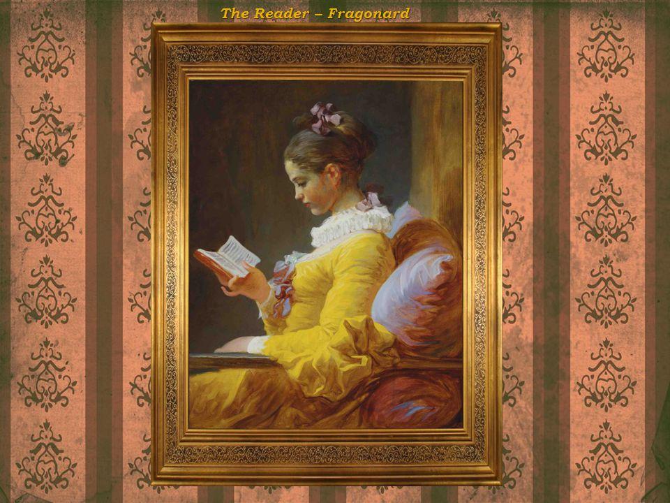 The Reader – Fragonard