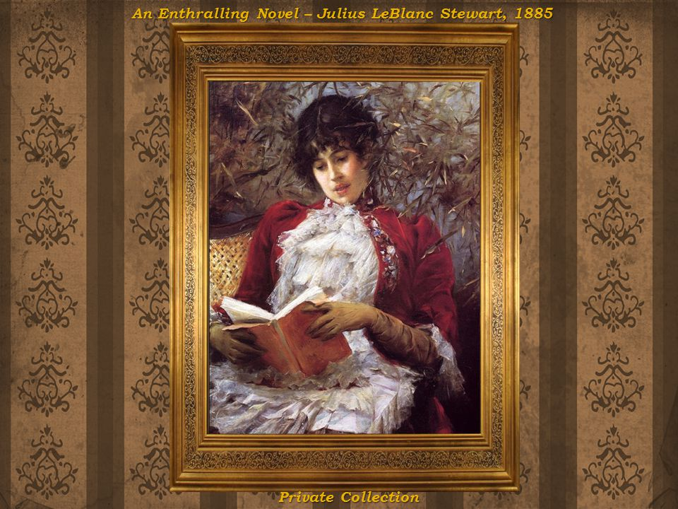 An Enthralling Novel – Julius LeBlanc Stewart, 1885
