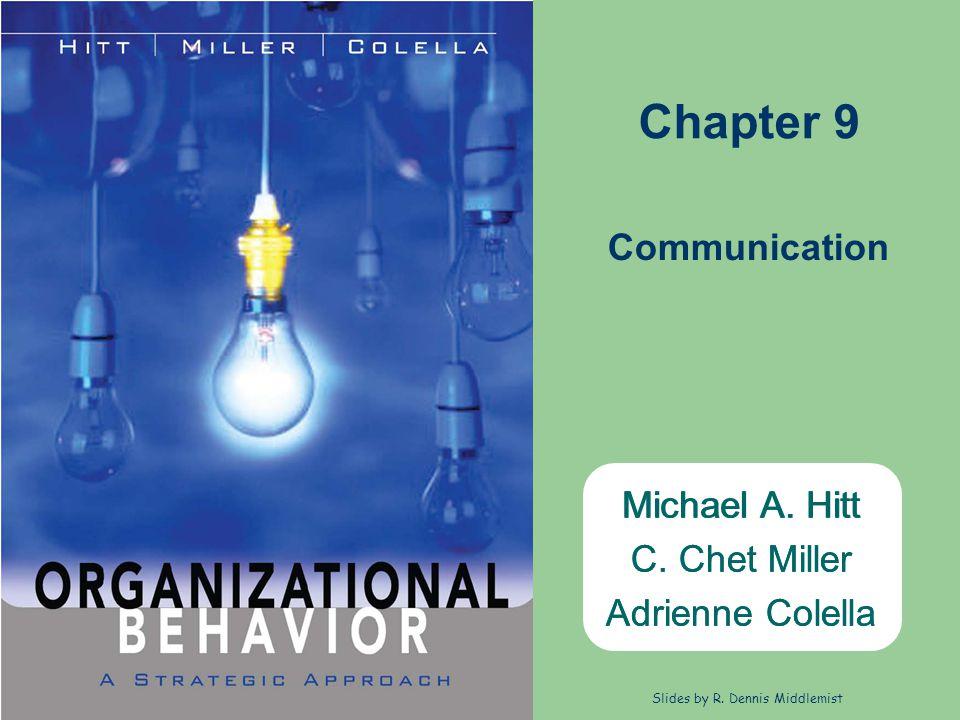 Michael A. Hitt C. Chet Miller Adrienne Colella