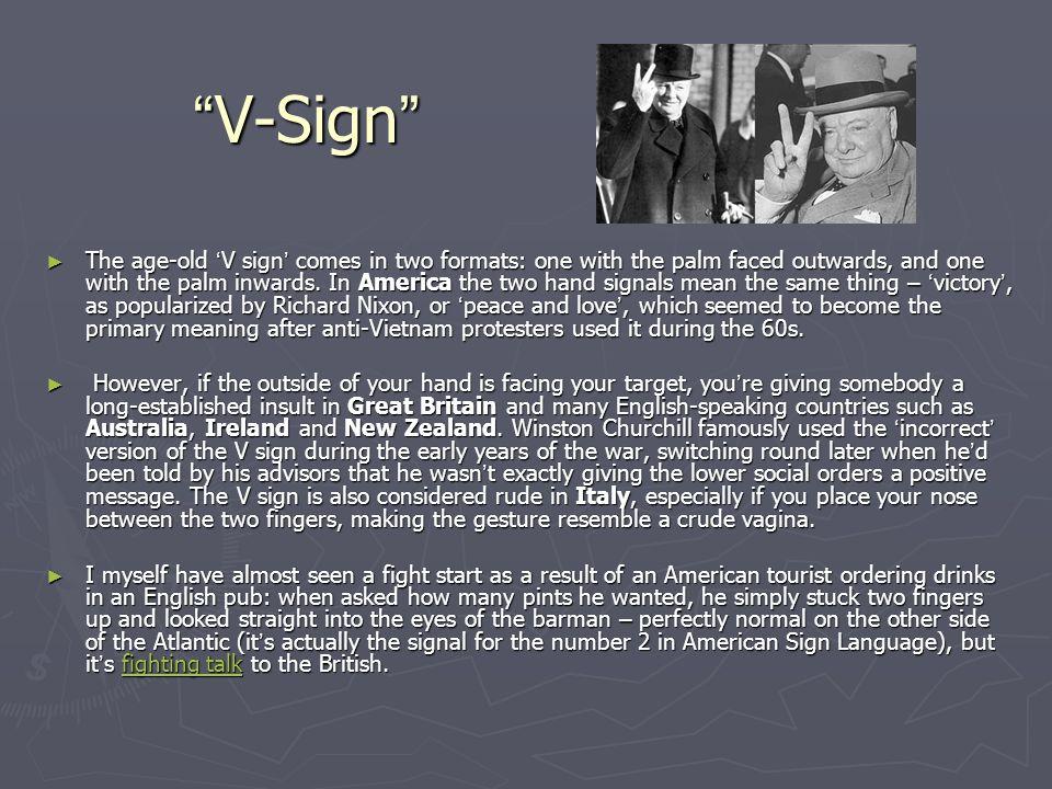 V-Sign