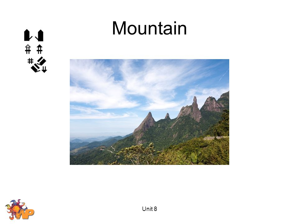 Mountain Unit 8