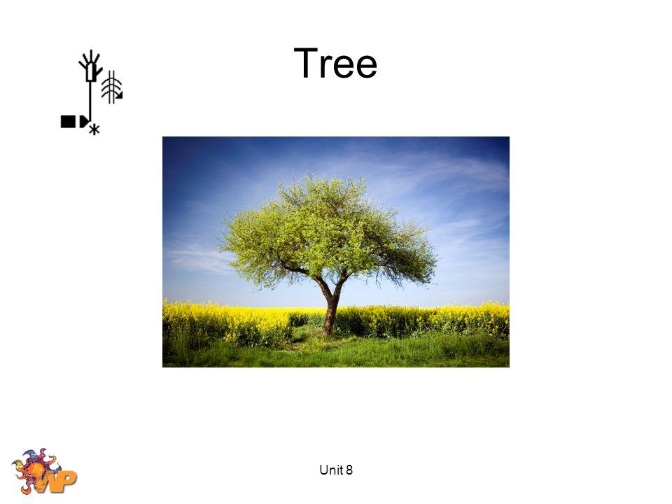Tree Unit 8