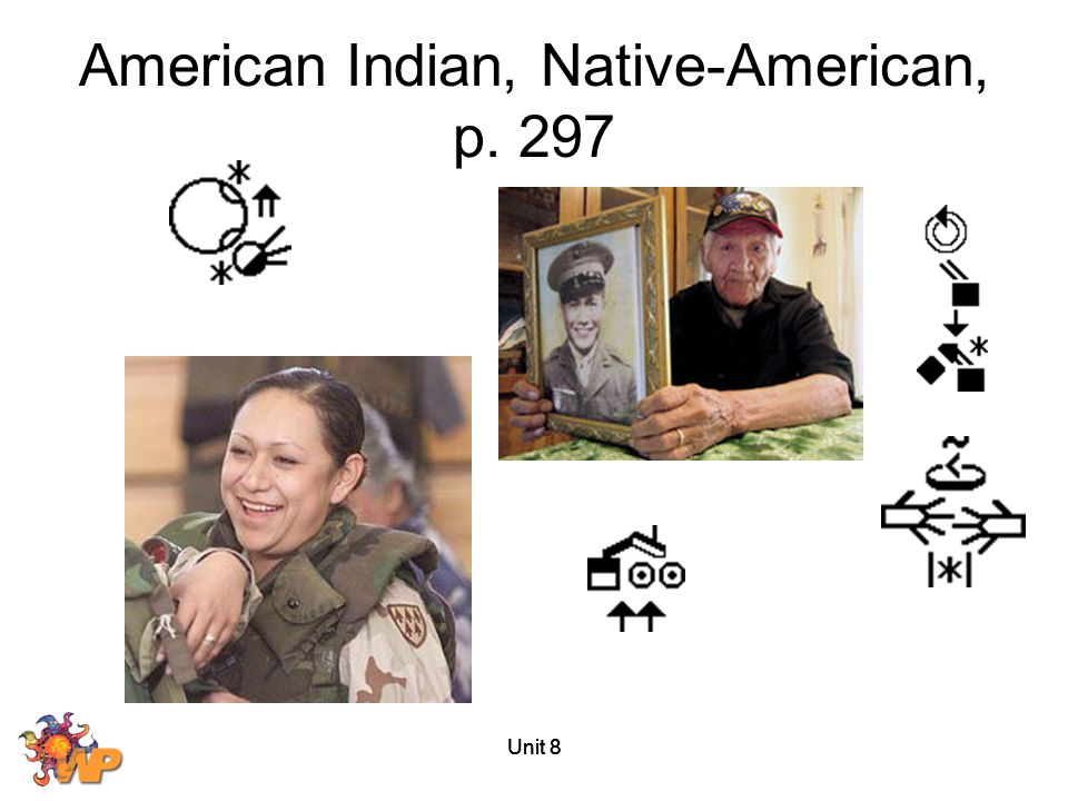 American Indian, Native-American, p. 297