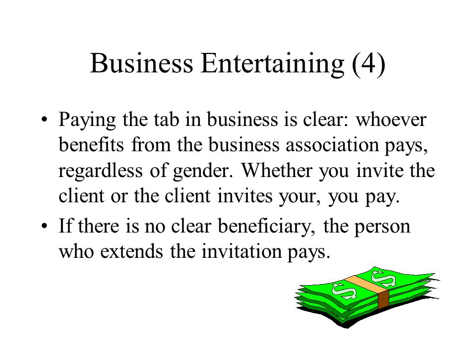 Business Entertaining (4)