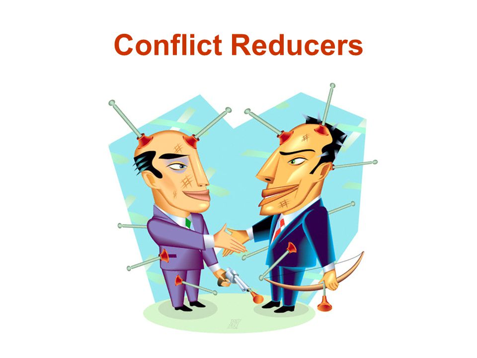 Conflict Reducers