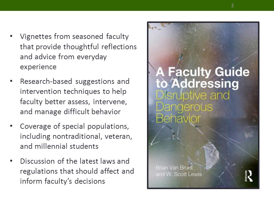 Vignettes from seasoned faculty that provide thoughtful reflections and advice from everyday experience