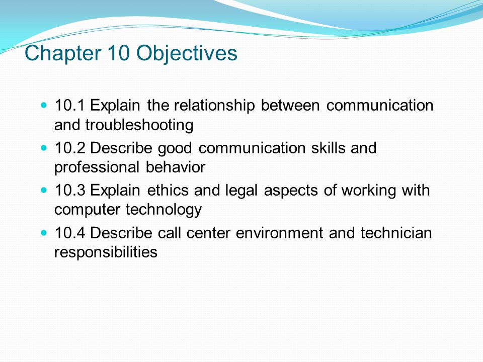 1 1 explain the objectives content Keep in mind that writing good work objectives involves two stages: derivation (content) and specification (form) in all cases, work objectives should be clear, measurable, time-tied statements of the work to be accomplished and the results expected from that work.