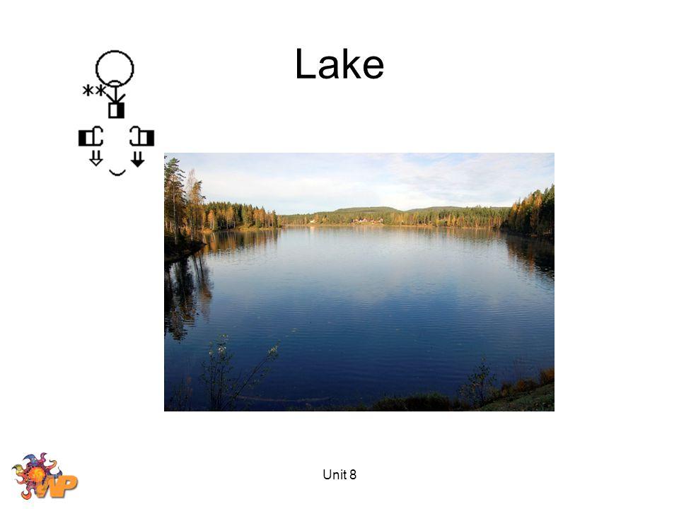 Lake Unit 8