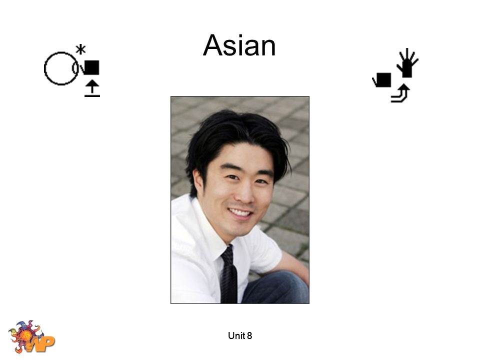 Asian Unit 8 Unit 8 Unit 8