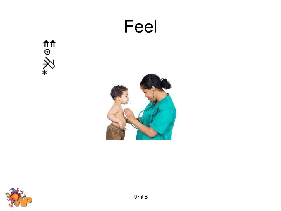 Feel Unit 8 Unit 8