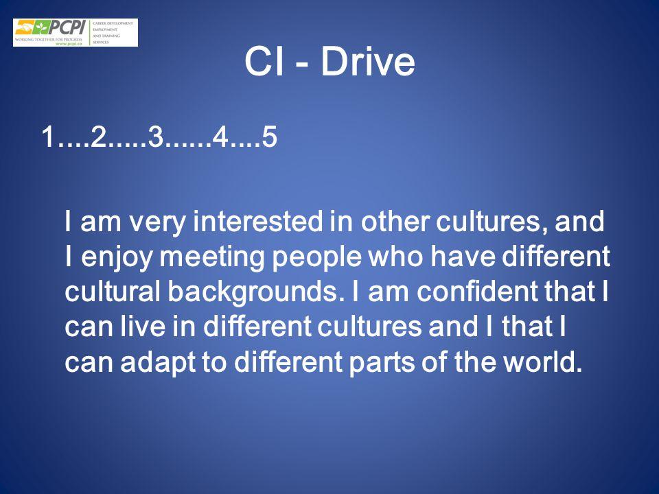 CI - Drive