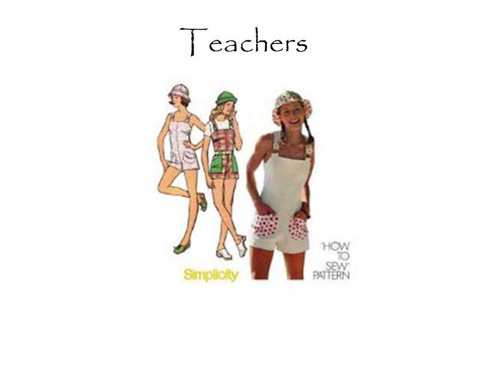 Teachers Common Sense – Let me be me.