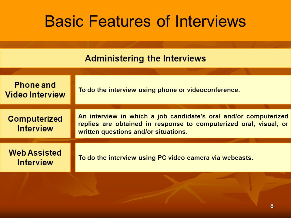 factors and problems that can undermine the usefulness of an interview Factors and problems that can undermine the usefulness of an interview by advithi dilip ii mba (hr) 1220046 introduction job interviews are critical to the quality of an organization's people good job interviews processes and methods increase the quality of people in an organization.