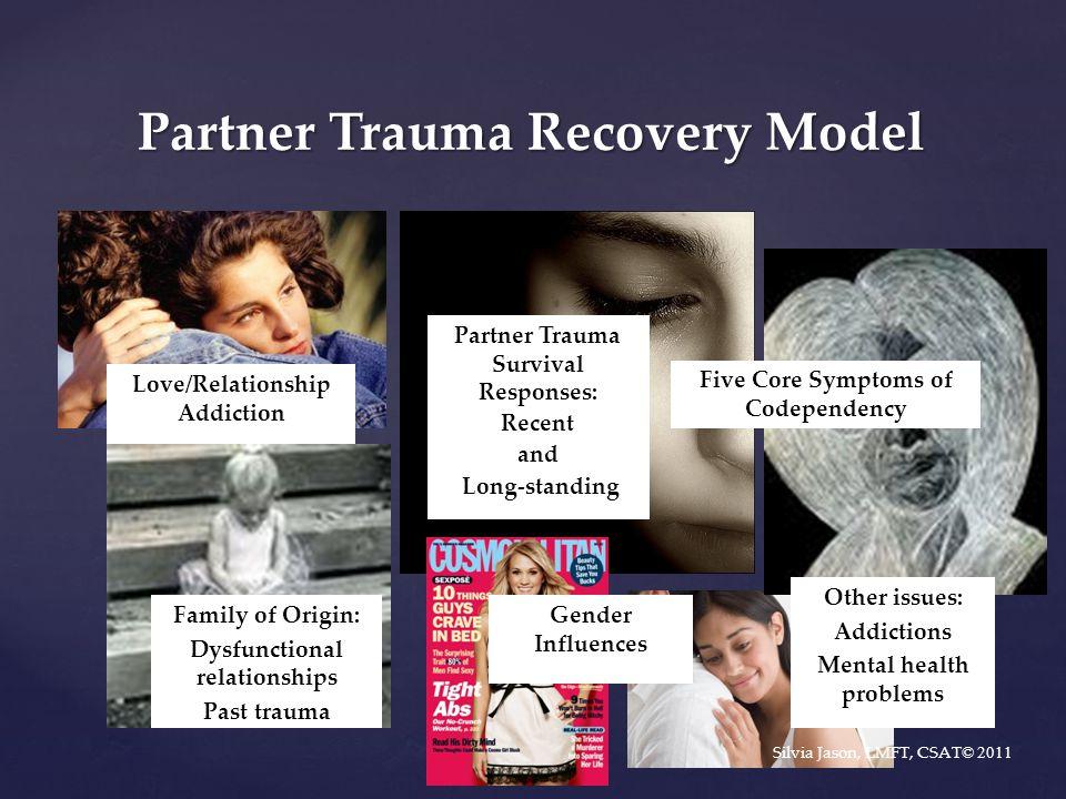Partner Trauma Recovery Model