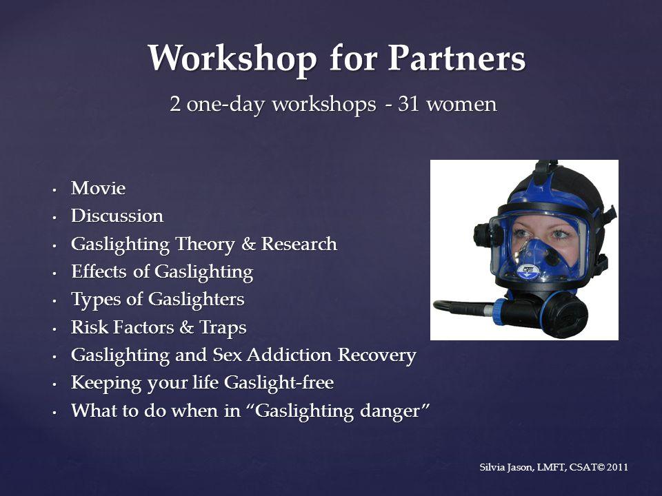 2 one-day workshops - 31 women