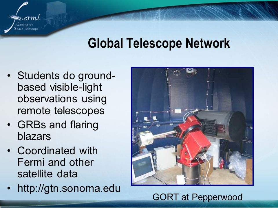 Global Telescope Network