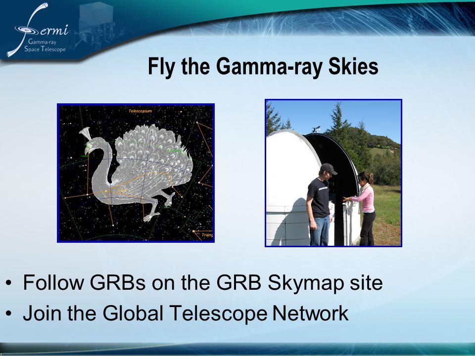 Fly the Gamma-ray Skies