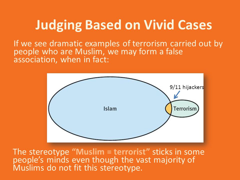Judging Based on Vivid Cases