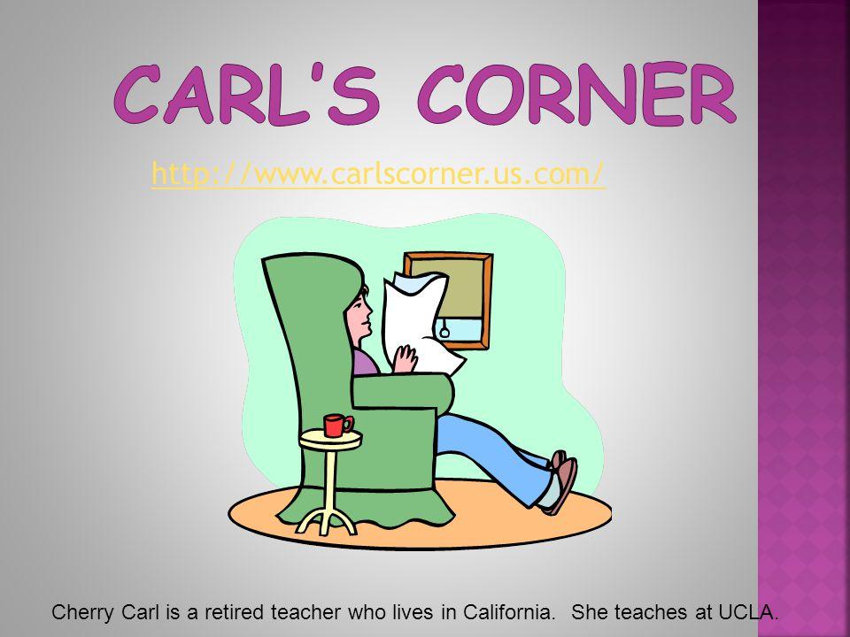 Carl's Corner http://www.carlscorner.us.com/