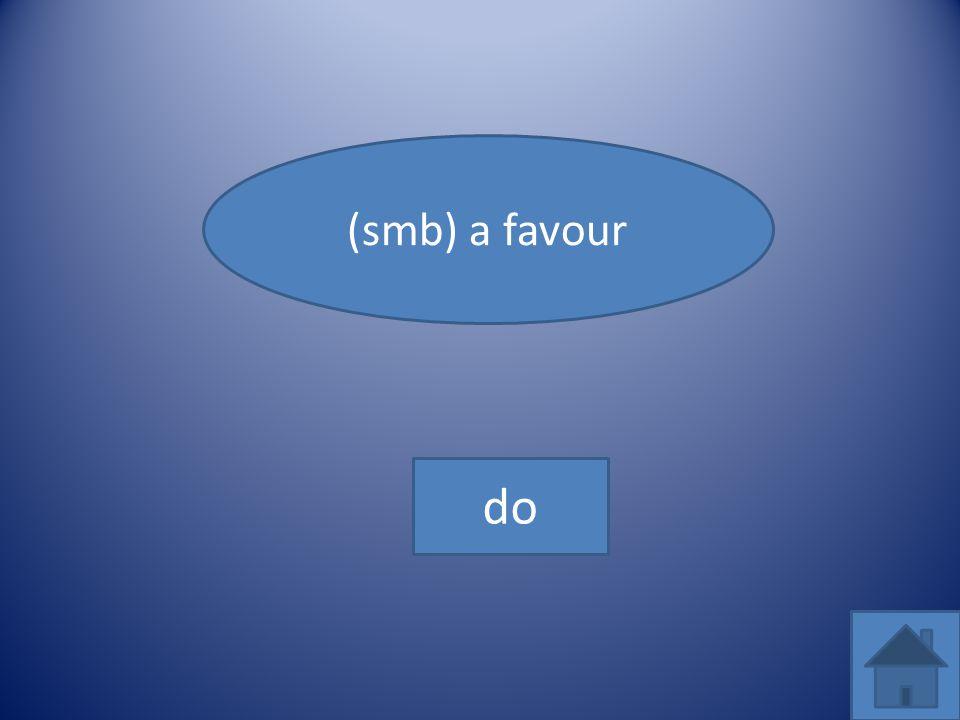 (smb) a favour do