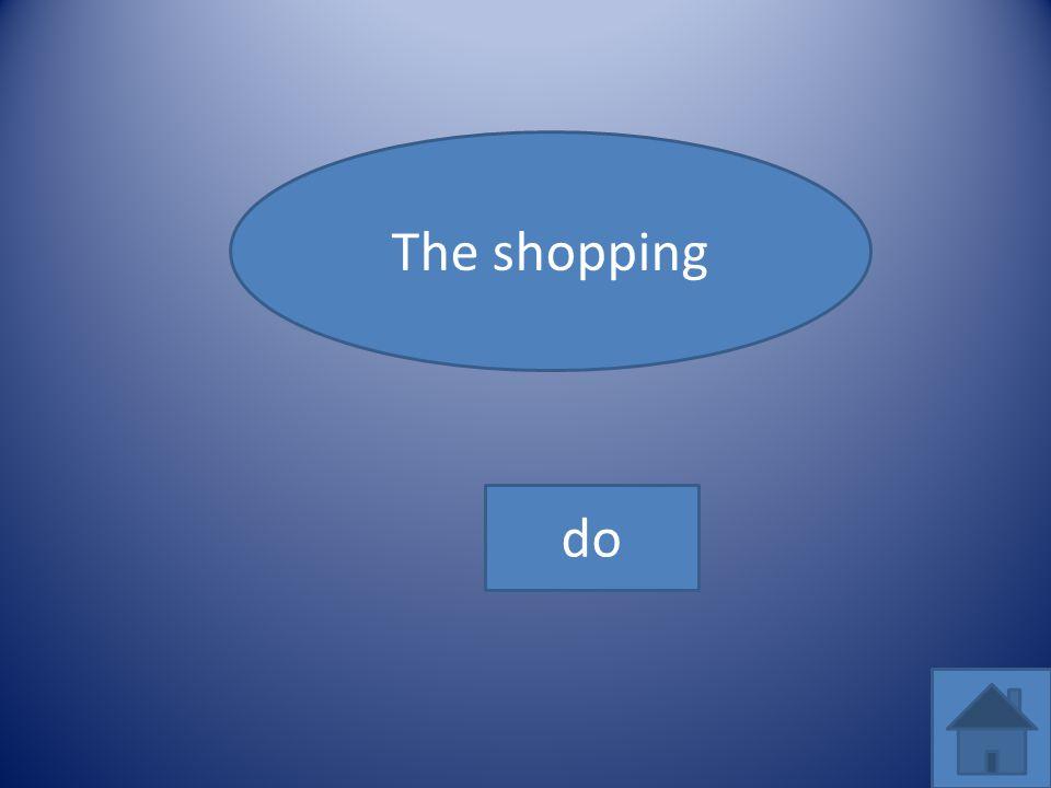 The shopping do
