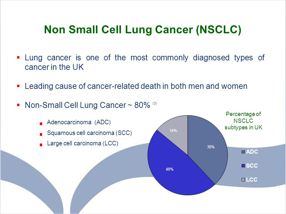 Non Small Cell Lung Cancer (NSCLC)