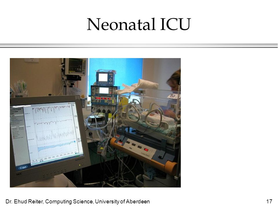 Neonatal ICU