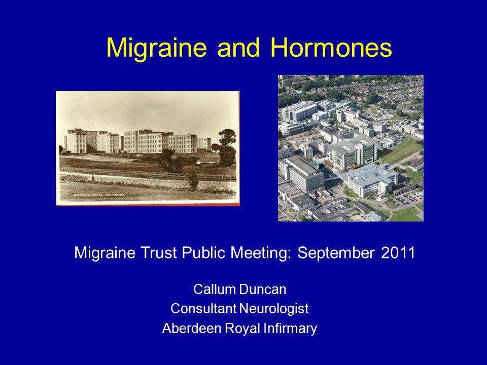 Callum Duncan Consultant Neurologist Aberdeen Royal Infirmary
