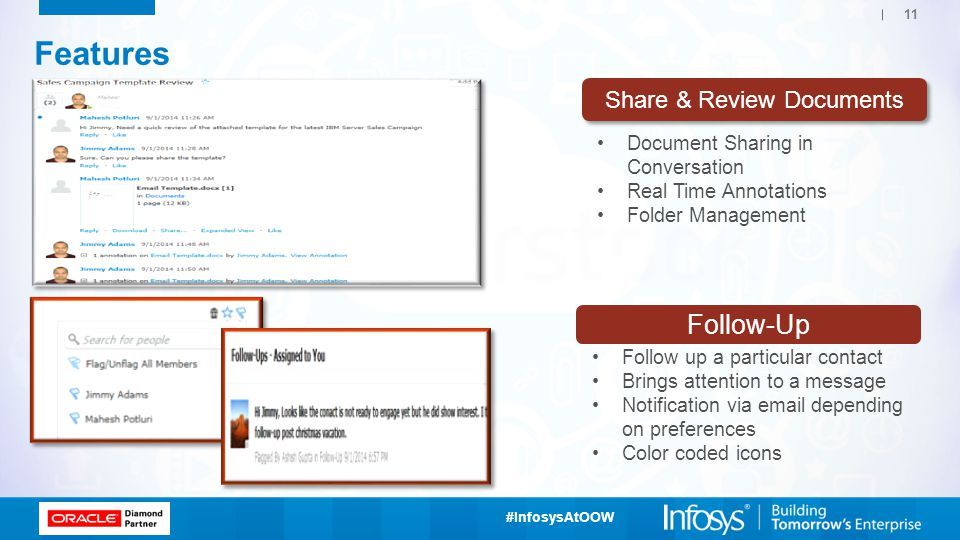 Share & Review Documents