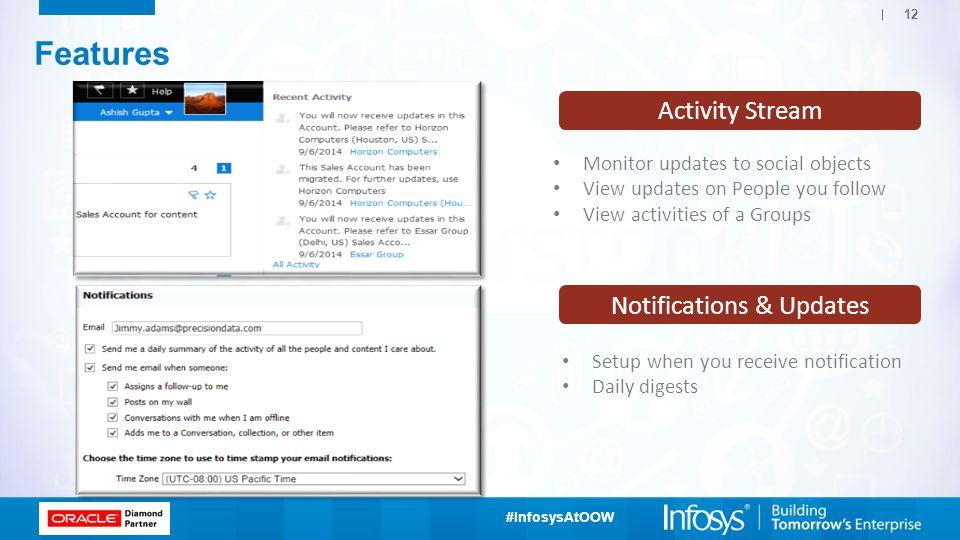 Notifications & Updates