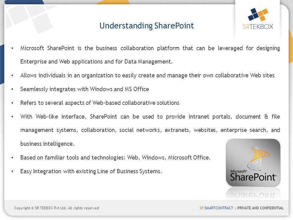 Understanding SharePoint