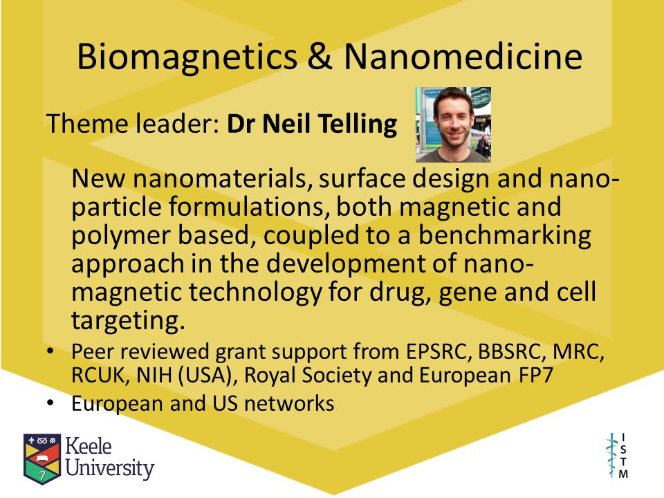 Biomagnetics & Nanomedicine