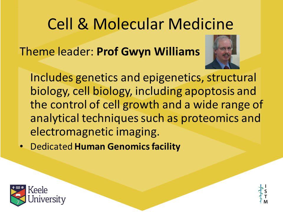 Cell & Molecular Medicine