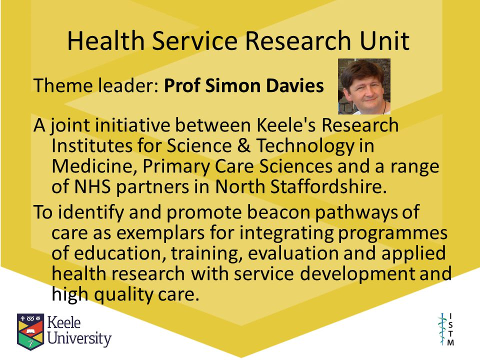 Health Service Research Unit
