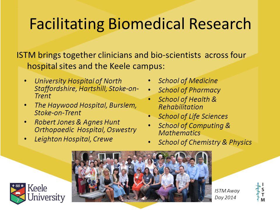 Facilitating Biomedical Research
