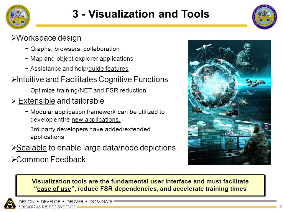 3 - Visualization and Tools